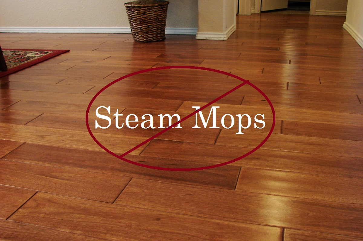 Steam Mops Not The Miracle Cleaning Method